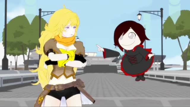 Watch Oooooh Loop Short GIF by Spooky Noodle (@spookynoodle) on Gfycat. Discover more icomebaringgifs, rwbygifs GIFs on Gfycat