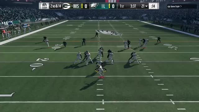 Watch this GIF by Gamer DVR (@xboxdvr) on Gfycat. Discover more ColdBlooded4041, MaddenNFL18, xbox, xbox dvr, xbox one GIFs on Gfycat