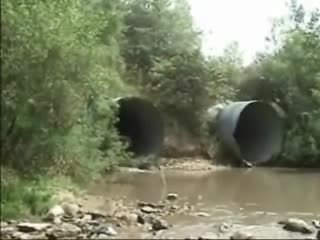 holdmybeer, HMB while I drive outta this pipe and through this here creek. (reddit) GIFs