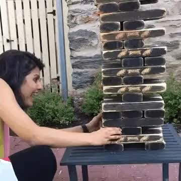 Watch Jenga GIF by @fepe55 on Gfycat. Discover more related GIFs on Gfycat