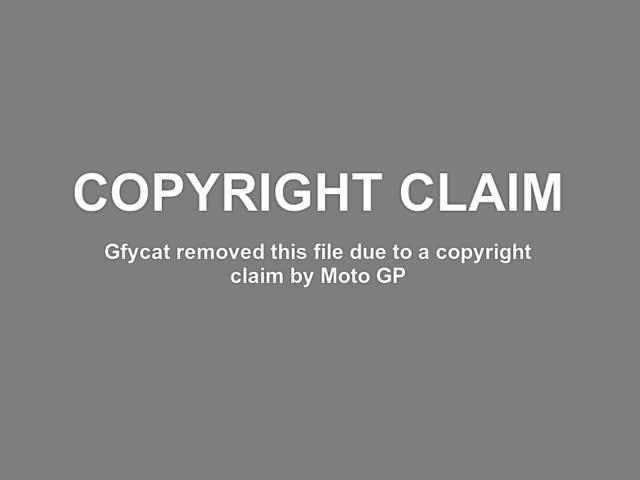 MotoGP Valencia 2018 Crashes GIFs