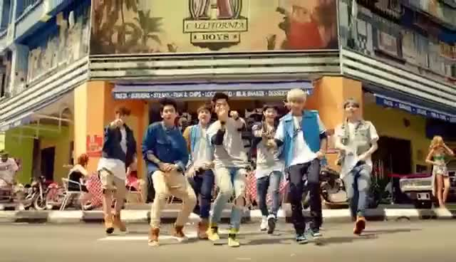 """Watch and share GOT7 """"A"""" M/V GIFs on Gfycat"""