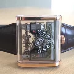 Watch Hautlence Moebius Watch Movement GIF by @technabob on Gfycat. Discover more awesome, engineering, mechanical, watches GIFs on Gfycat