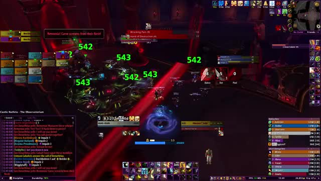 Watch and share World Of Warcraft 2021-01-15 15-49-22 Trim GIFs by naremad on Gfycat