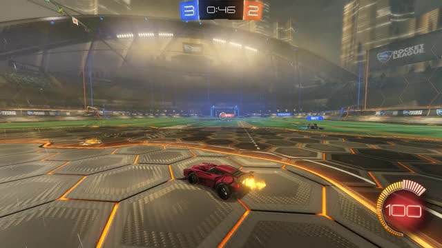 Watch and share Rocket League,, GIFs by S3PP3 on Gfycat