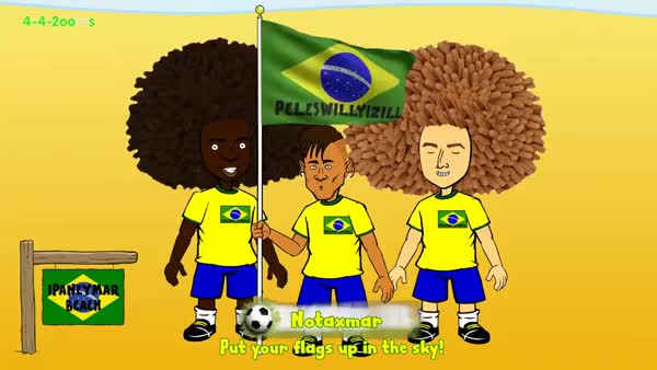 Watch WORLD CUP 2014 HIGHLIGHTS - the group stage by 442oons (reddit) GIF on Gfycat. Discover more related GIFs on Gfycat