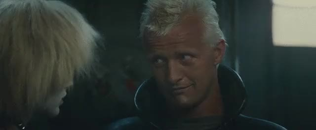 Watch and share Rutger Hauer GIFs by poppze on Gfycat
