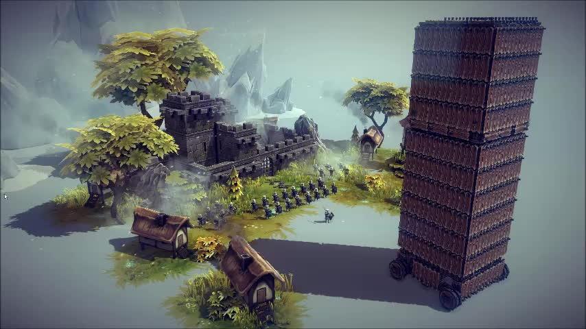 besiege, Besiege Tower GIFs