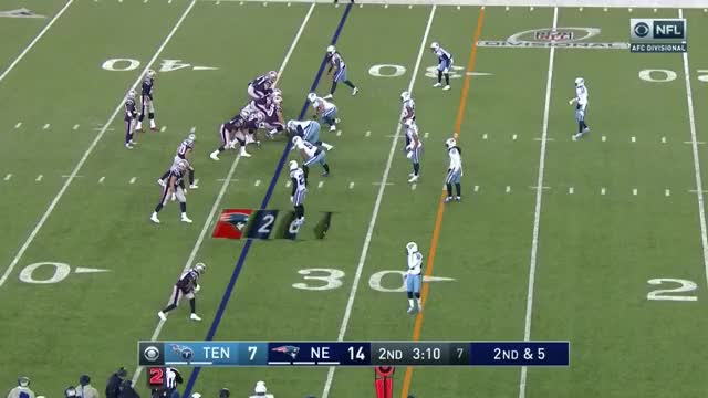 Watch and share 18 Brady To Gronk For A 1st.mov GIFs on Gfycat