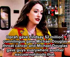Watch and share Two Broke Girls Quotes | Gifs 2 Broke Girls Kat Dennings Max Black And The Soft Opening ... GIFs on Gfycat