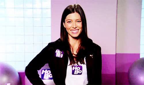 Watch and share Fingers Crossed GIFs and Jessica Biel GIFs by Reactions on Gfycat