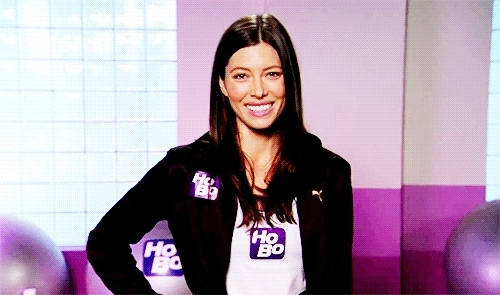 fingers crossed, jessica biel, Fingers crossed. GIFs