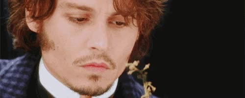 Watch and share Johnny Depp GIFs on Gfycat
