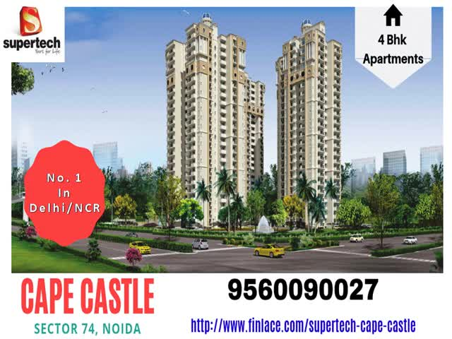 Watch and share Supertech Cape Castle Noida GIFs on Gfycat