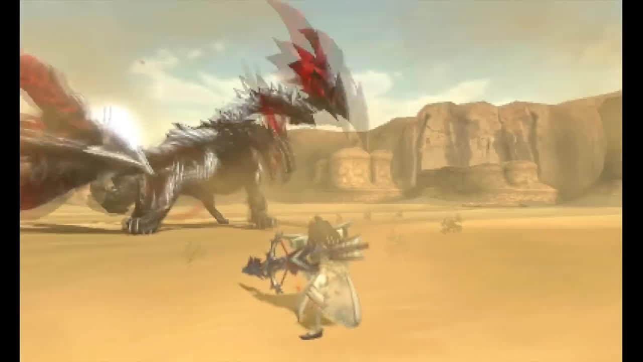 [MHXX] Burnt Out GIFs