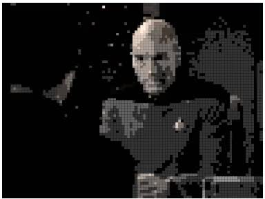 Watch and share Piccard Pixel.... GIFs on Gfycat