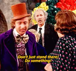 Watch and share Registered Nurse GIFs and Gene Wilder GIFs on Gfycat