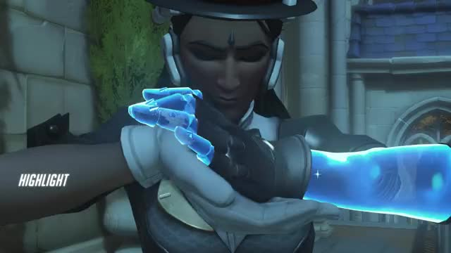 Watch outplayed 18-10-12 20-03-19 GIF on Gfycat. Discover more highlight, overwatch GIFs on Gfycat
