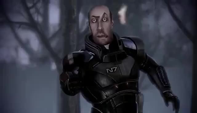 Watch and share Funny Mass Effect 3 Rape Face Mod GIFs on Gfycat