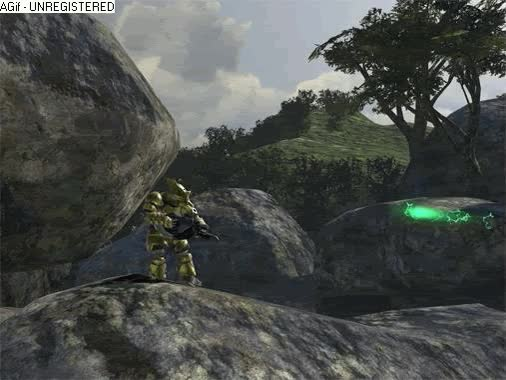 Watch and share Halo GIFs on Gfycat