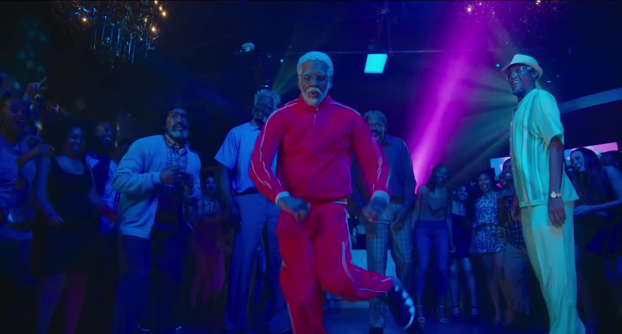 2018 movie, kyrie irving, lionsgate, shaquille o'neal, tiffany haddish, uncle drew, uncle drew movie, Dancing GIFs