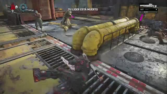Watch and share Gearsofwar4 GIFs and Xxdom1naxx GIFs by Gamer DVR on Gfycat