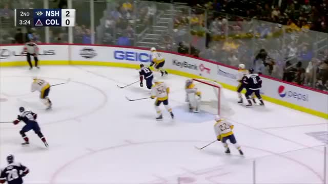 Watch and share Nashville Predators GIFs and Colorado Avalanche GIFs on Gfycat
