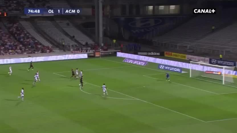soccergifs, Andrea Poli rocket vs Lyon (reddit) GIFs