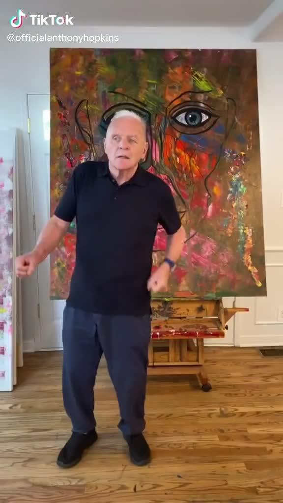 Watch and share Anthony Hopkins On TikTok GIFs by Маргарита Андреева on Gfycat