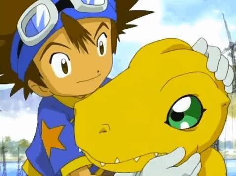Watch and share Digimon Adventure GIFs and Sora Takenouchi GIFs on Gfycat
