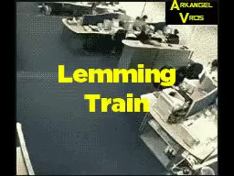 Watch and share Lemming GIFs and Train GIFs on Gfycat