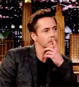 Watch and share Robert Downey Jr GIFs and The Tonight Show GIFs on Gfycat