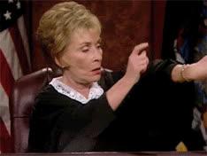 judge judy, judith sheindlin, judy sheindlin, tv court, Judge Judy Hurry GIFs