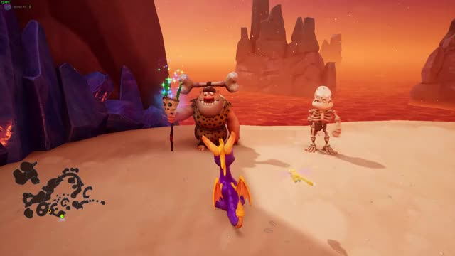 Watch and share Spyro Reignited Trilogy 2019-09-16 01-46-19 GIFs on Gfycat