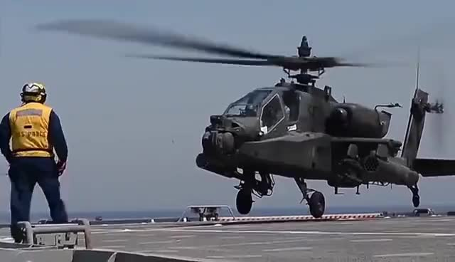 Watch and share Apache Helicopters In Action • Combat Footage GIFs on Gfycat