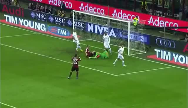 Watch and share Milan-Roma 2-1 GIFs on Gfycat