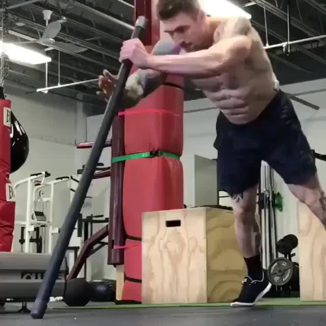 Watch this trending GIF on Gfycat. Discover more exercise, gym, work out, working out GIFs on Gfycat