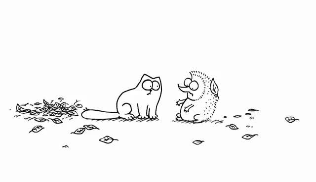 Cartoon, Cartoon GIFs