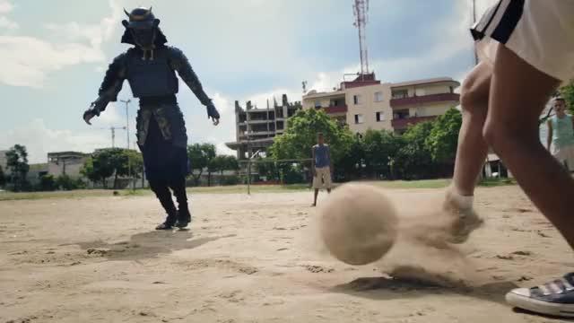 Watch Brazilian samurai GIF by @joparebr on Gfycat. Discover more brazilian, football, samurai, soccer GIFs on Gfycat