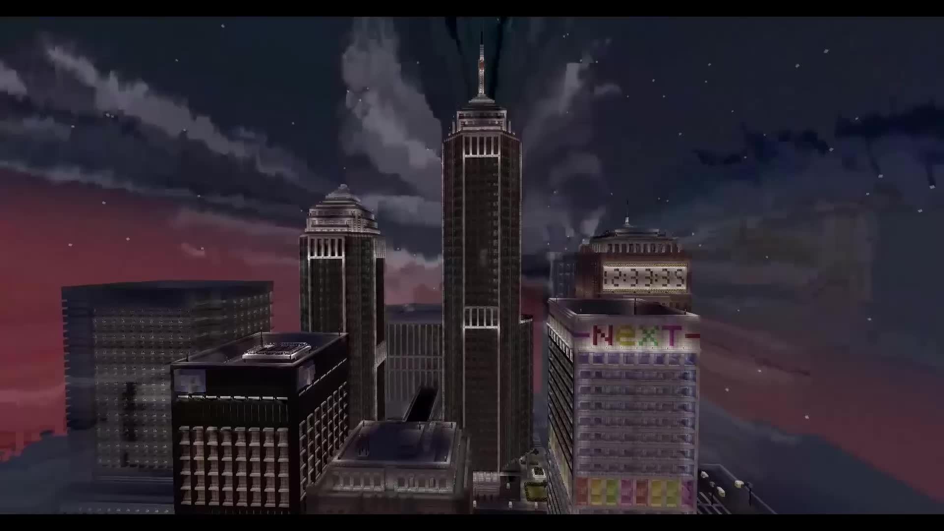 gaming, Minecraft Datamosh GIFs