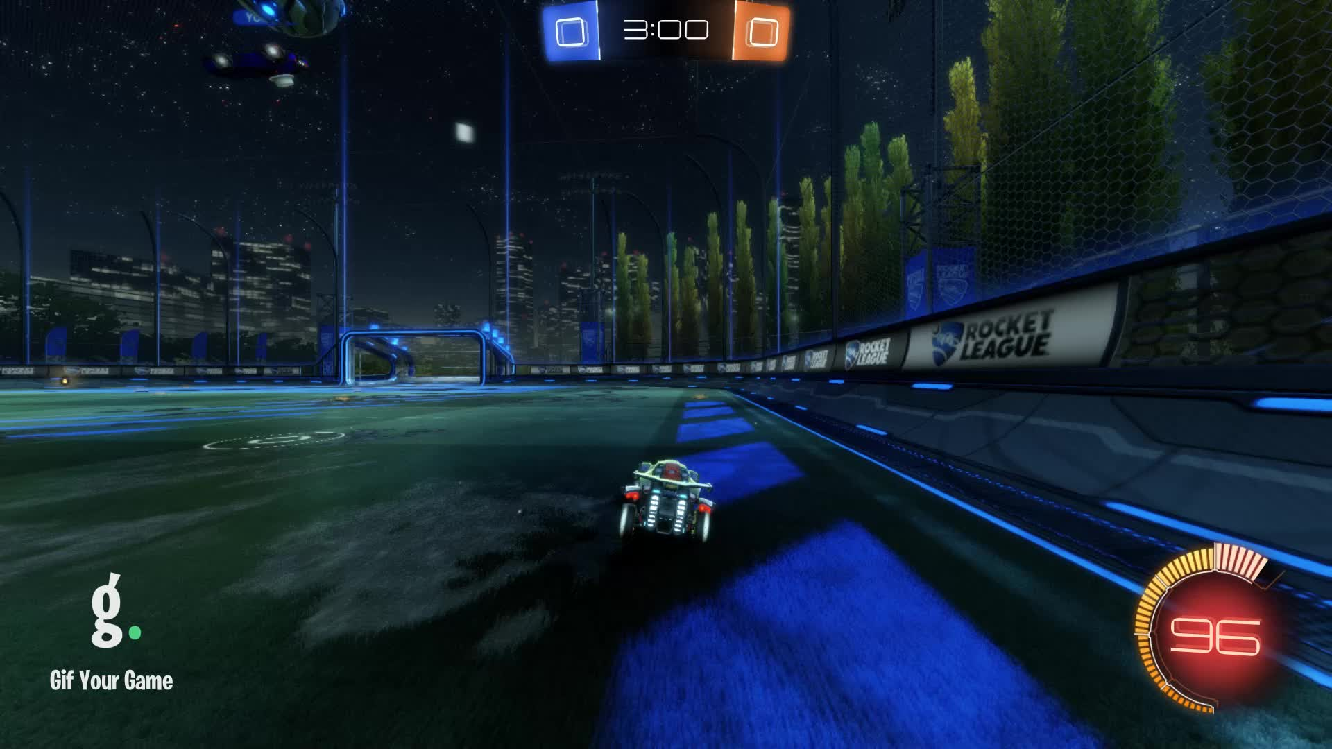 Gif Your Game, GifYourGame, ItWas...Justified, Rocket League, RocketLeague, Save, Save 3: ItWas...Justified GIFs