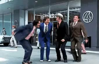Watch and share Anchorman GIFs on Gfycat