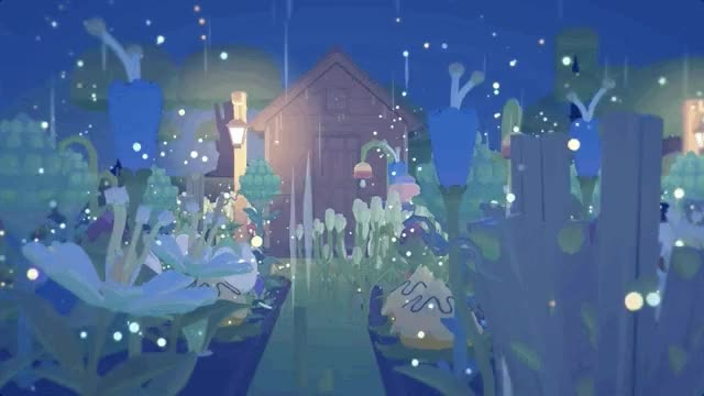 Watch and share Ooblets - Out For A Run GIFs by Wes on Gfycat