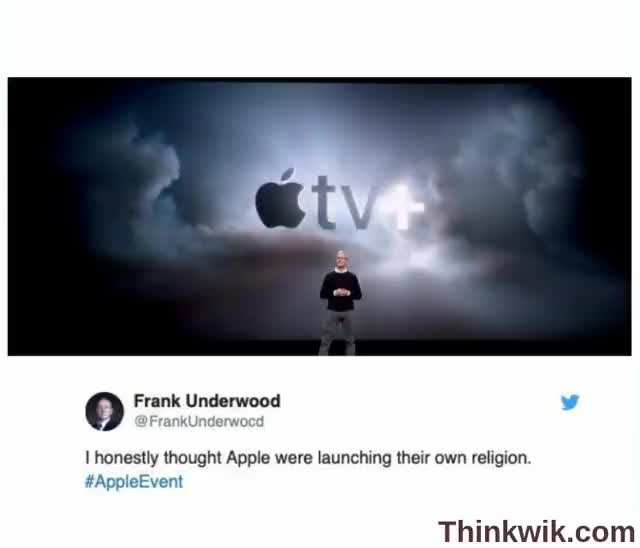 Watch and share Apple Announcements GIFs and Apple Tv Plus GIFs by Hardik Goswami on Gfycat