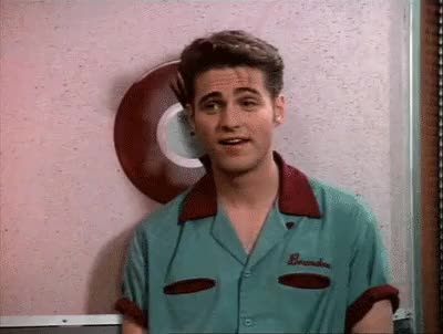 Watch and share Beverly Hills 90210 GIFs and Jason Priestley GIFs on Gfycat