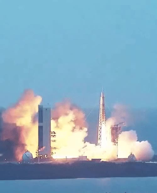 Watch and share Rocket Launch GIFs on Gfycat