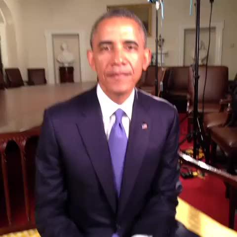 Watch and share Obama Mensaje USA GIFs on Gfycat