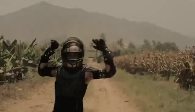 Roger Corman's DEATH RACE 2050 [Official Red Band Trailer] GIFs
