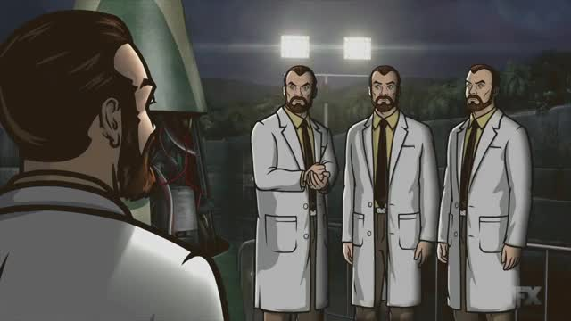 Watch Clone Bone V2.0 (reddit) GIF by @kevr117 on Gfycat. Discover more archerfx, funny GIFs on Gfycat