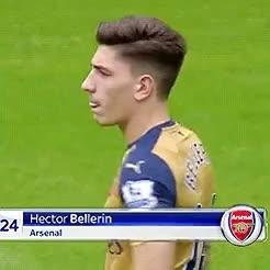 Watch Mesut Ozil GIF on Gfycat. Discover more AFC, Arsenal, Arsenal FC, Héctor Bellerín, afcedit, hector bellerin GIFs on Gfycat